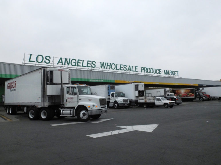 We launch the Wholesale Produce Recovery Program