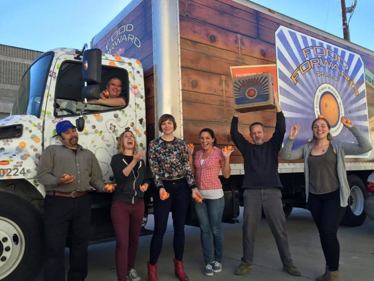We buy a 24′ truck!