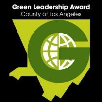 Green Leadership Award logo