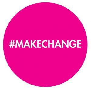 Make Change logo