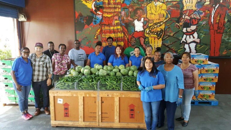 Food Forward partners with the Watts Labor Community Action Committee to launch our Produce Pick-Up Program